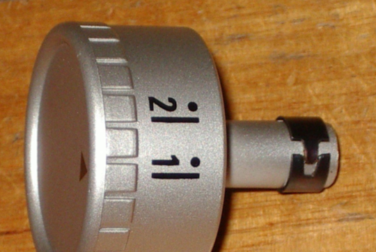 SMEG Dishwasher Timer Knob Timer Knob SA945X 764974966