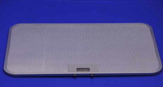 Omega Rangehood K2035 K2020 filter Rounded Corners DIMS 480 X 298MM 600wide range hood