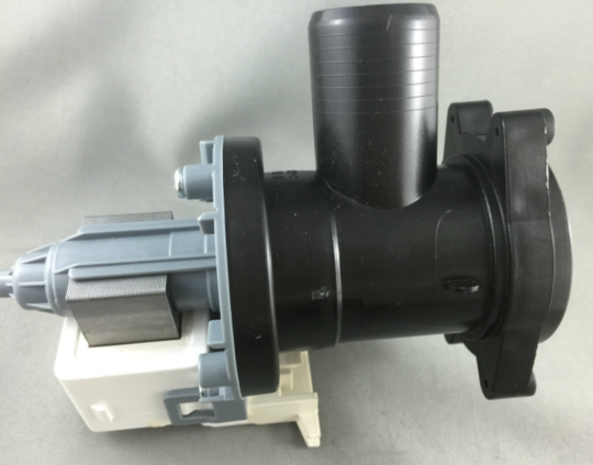 Whirlpool Washing Machine Pump complete WFS1072AW, WFS1071BW, WFS1071BD, WFS1072AW, WFS1273BW, WFS1273BD, WFS1276AW