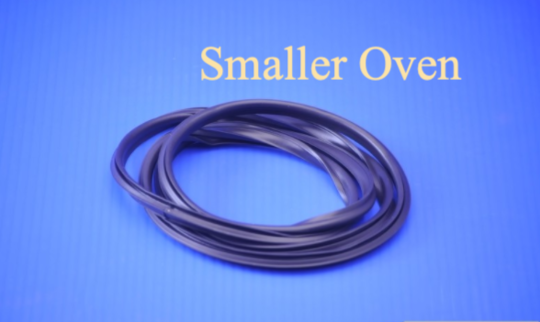 Fisher and Paykel Oven seal LOWER oven BI602 or B1602 and door seal BI452 or B1452 *685