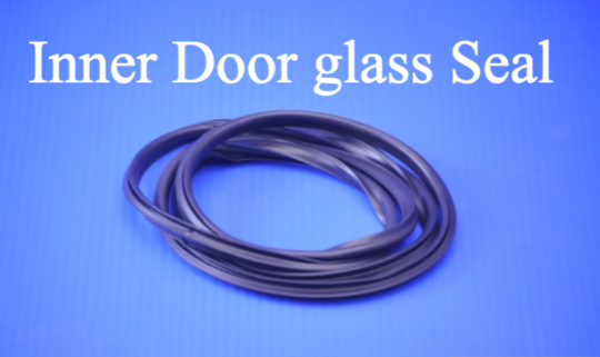 Fisher and Paykel Oven Inner door Glass seal for MAIN or upper oven BI602 or B1602,