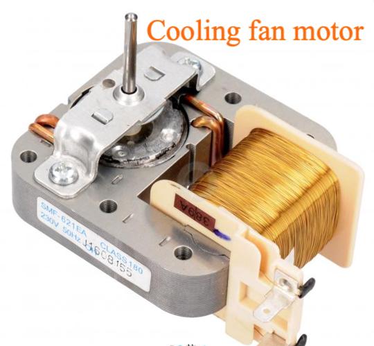 Samsung Oven Cooling Fan Motor AC FAN SMF-621EA, 2, 230V, 50HZ, 16W, 2,
