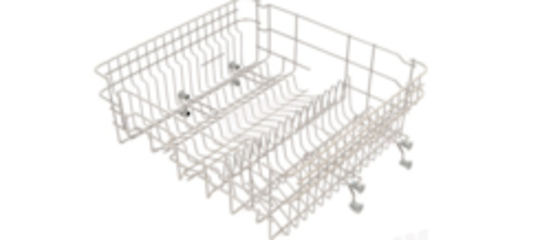 NOUVEAU Dishwasher Upper Basket NVDE12SS, *60084