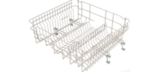 Baumatic Dishwasher Upper Basket, BKDW60SS, BKDW60w, BKD65ss, BKD65W, BKD62SS, BKD62W,  *60084