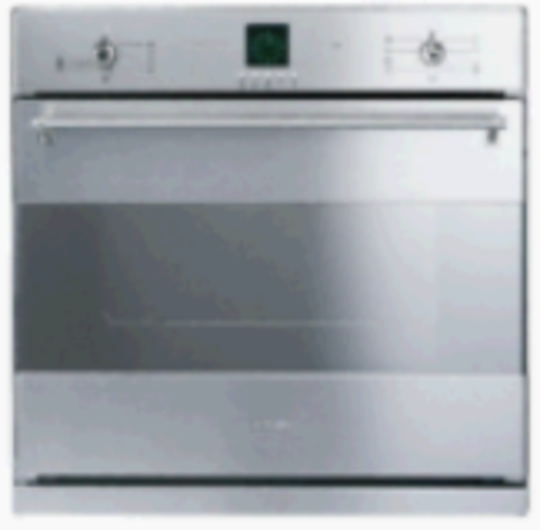 Smeg Oven door outer or external Glass S399X-6, S399X-5, DO81CSS-5, UNIT MADE BEFORE 08/12/2009