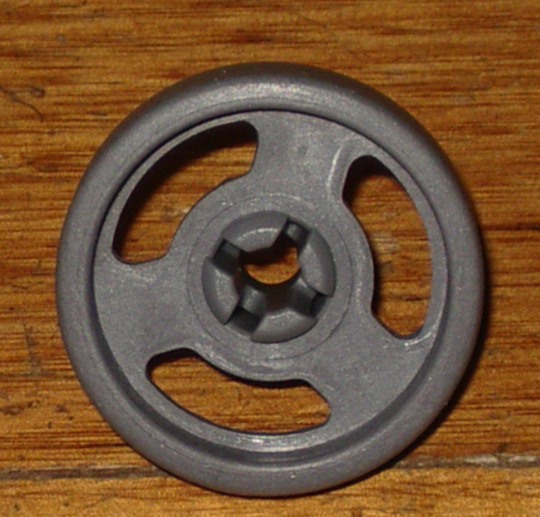 Haier Dishwasher Lower Basket Wheel HDW12, HDW9TFE3SS2, HDW100, HDW300, HDW9WHT, HDW9SSTHDW101, HDW201, HDW9,