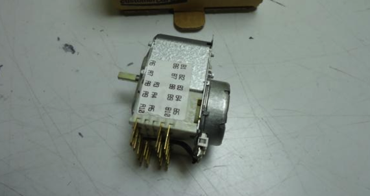 Haier Dishwasher Timer HDW9WH, HDW9x