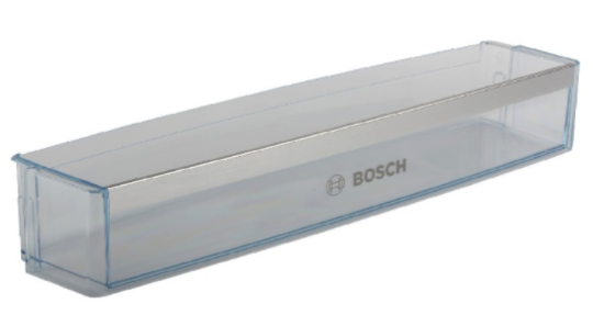 BOSCH FRIDGE DOOR Bottle Shelf KGN53AI30A, KGN49S50,  KGN57AI22, KGN49AR20, KGN49AR20, KGN53AW30A, **2274