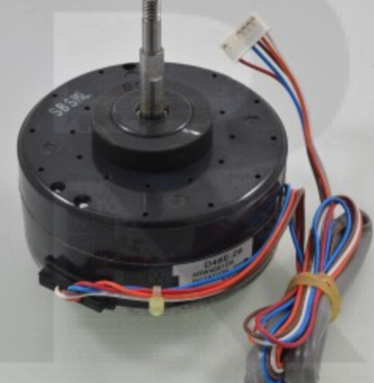 Panasonic Air-condition and Heat Pump DC Fan Motor Indoor CS-E12GFEW,