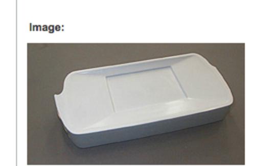 Fisher Paykel fridge Freezer butter Conditioner shelf tray assy E402b, E331TL E331TR E372BL E372BR E381TL E381TR E402BL E402BR E