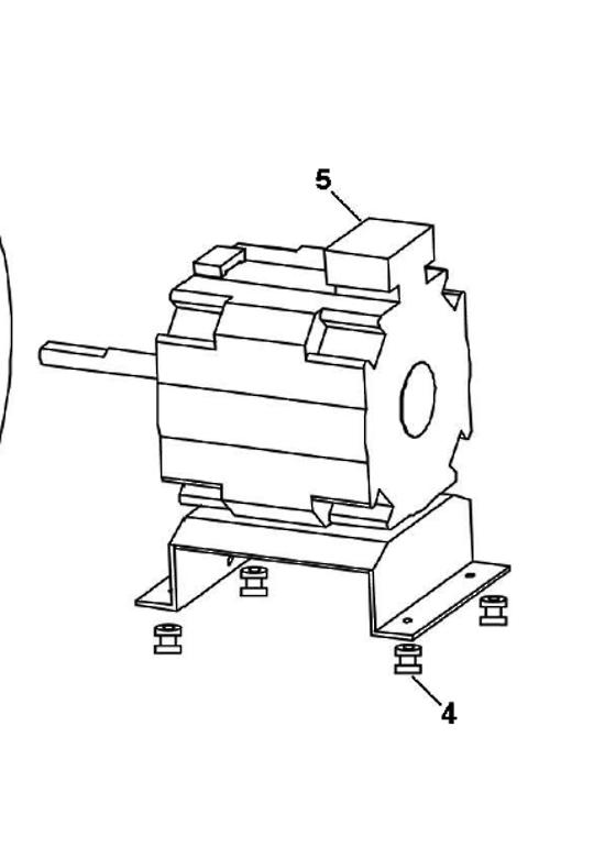 Haier Dryer Motor HDY60M, HDY60, HDY-60M, HDY-D60, HDY-E60, HDY-M60, HDY-M40,