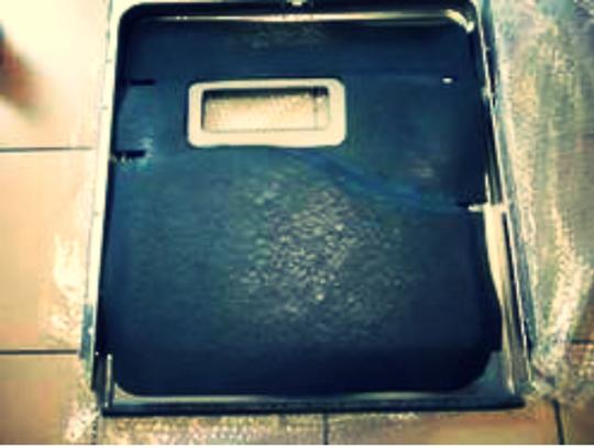 Haier Dishwasher Inner Door Lower Seal Bottom Seal HDW12-sfe1, HDW12-sfe3,