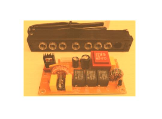 Fisher Paykel Rangehood PCB Controller Module HC90DCXB1, HC120DCXB1, HC60DCXB1, 80701, 80702, 80909, *753
