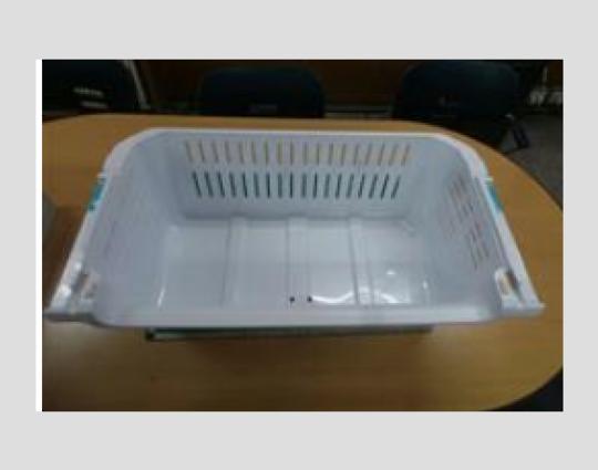 samsung fridge Veggie Bin SRF680CDLS,