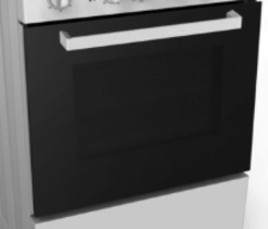 Omega and Everdure Oven Outer Door glass OF6062WZ,