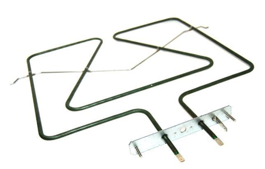 Whirlpool  Oven top upper grill element akz209  new shape,
