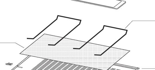 Smeg Classique Rangehood Filter Holder Wire K199, k296, series clrhslw,