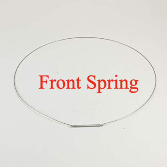 Bosch washing machine Door Seal boot gasket Front Spring WBB24750AU,