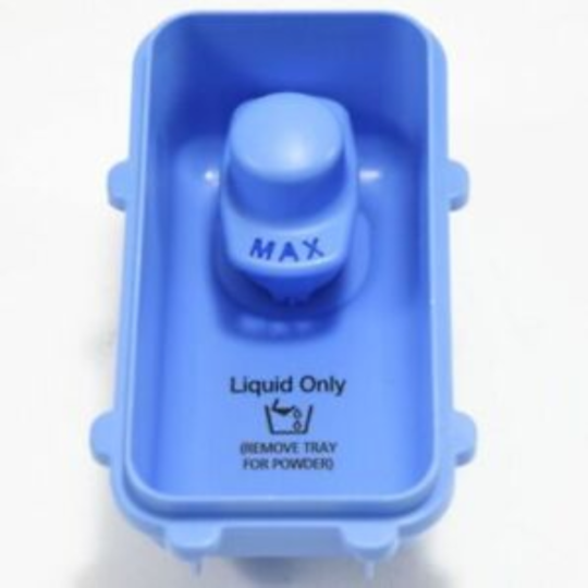 Samsung washing machine dispenser drawer Detergent Cup WD10F7S7SRPSA,
