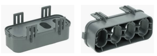 Smeg Dishwasher Upper Basket Spray Arm duct  SNZ693S7,