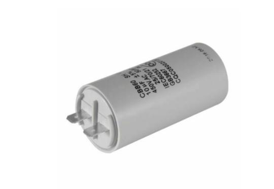 Universal dryer and washing machine and dish washer capacitor 10uf, 450v,
