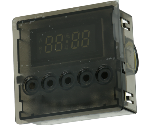 Smeg Oven clock timer programer SNZ90mfx, single relay