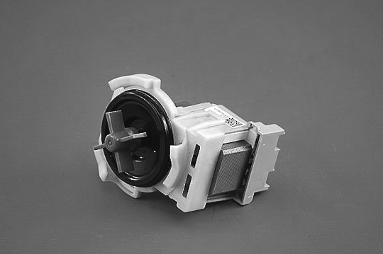 Fisher Paykel Dishwasher Drain pump DW60CCX1, DW60CCw1, 80753, 80754,  *00513