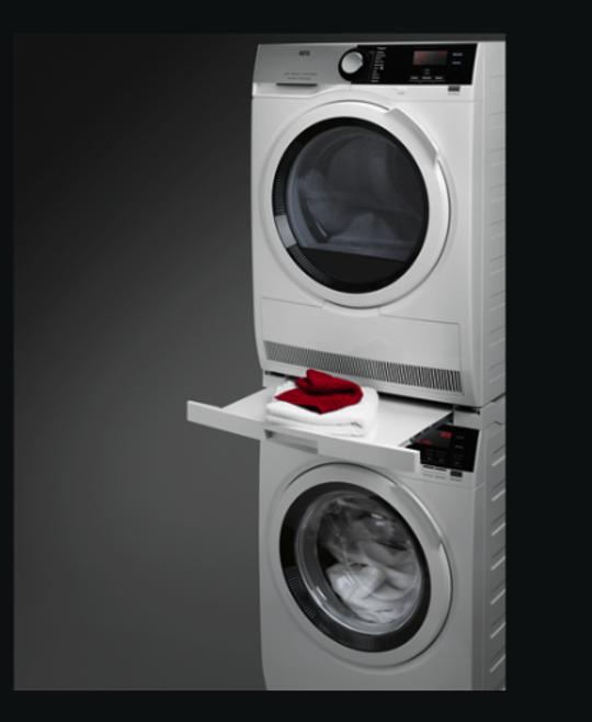 AEG dryer and washing machine Stacking kit SKP11GW