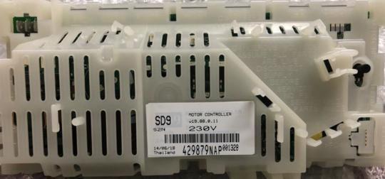 Fisher paykel Washing Machine Pcb Main Control Module WA1068g1, 93207, 93241, 93265, SD9A,