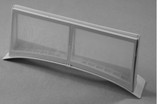 Haier Dryer Lint Filter fluff filter  HDY-c70, HDY6-1,