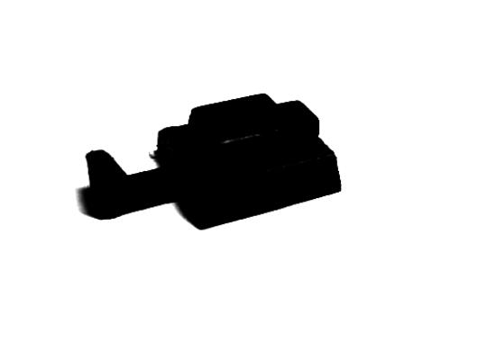 SMEG RANGEHOOD panel Lock or Holder GI1862M ,