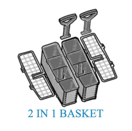 Electrolux AEG Dishwasher Cutlery Basket WSF6606W, WSF6606X,