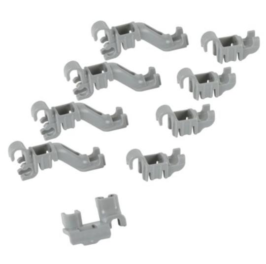 Bosch Dishwasher clip for flip tines, lower rackSMU40M15AU/93,