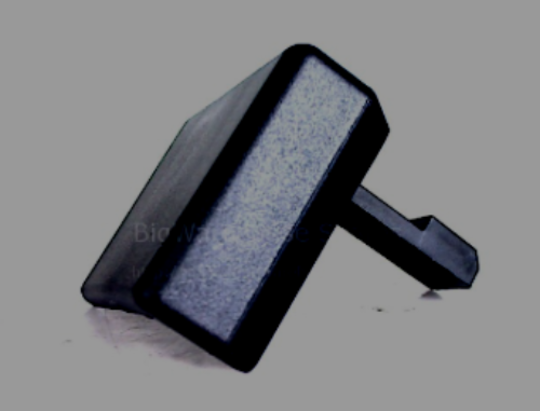 Haier Oven Door Inner glass LEFT SIDE BRACKET TOP HWo60S7EX1, HWo60S10tx1, HWo60S4mx1, HWo60S4lmx1,