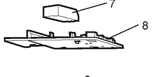 Westinghouse Range Hood PCB Board ERCM9010AS,