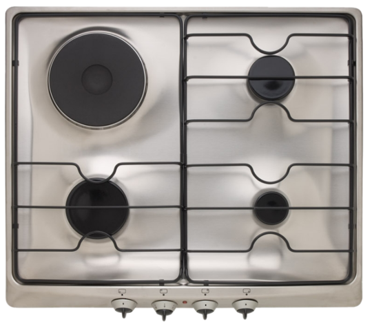 Trieste TR 631 Mixed 60cm Wide Cooktop