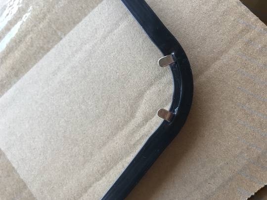 TRIESTE Oven Door Seal Gasket TRFM37K, about 330mm - 480mm