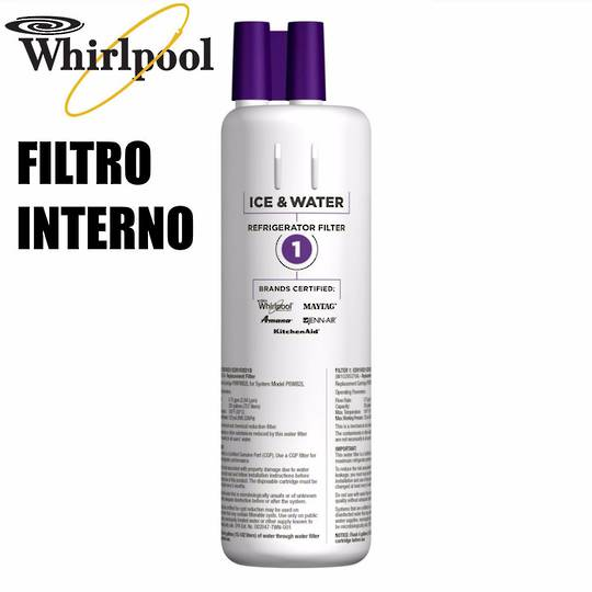 Maytag  Whirlpool Fridge Water Filter 6WSC20C6YB00, 6WSC20C6XY, 6WSC20C6YY00, 6WSC20C6YB00,