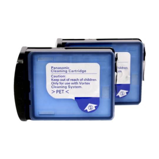 PANASONIC Shaver Cleaning Cartridge Detergents 3 Blade ES-RT81 , Blade ES7058, 3 Blade ES7109 , 3 Blade ES8078 , 3 Blade ES8168,