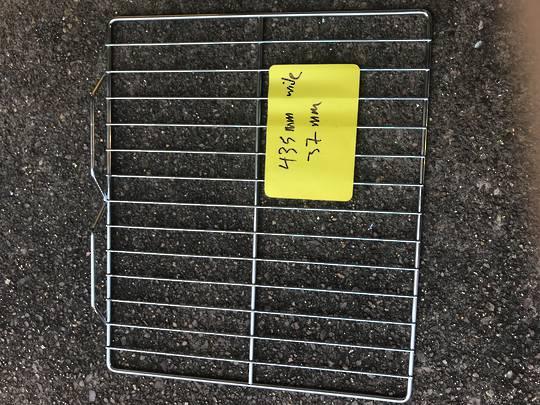 Delonghi Oven Wire Rack DE926gwf,  DMFPS60B,  435MM WIDE X 370MM,