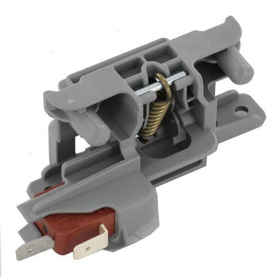 Indesit, Ariston Dishwasher door catch lock switch assy, 5887