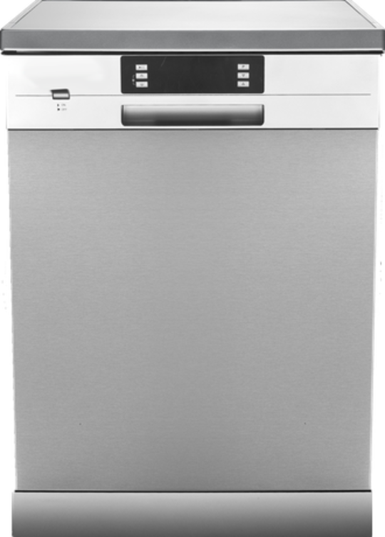 Freestanding Dishwasher by Eurotech  ED-D60CM-14P SS 60CM WIDE
