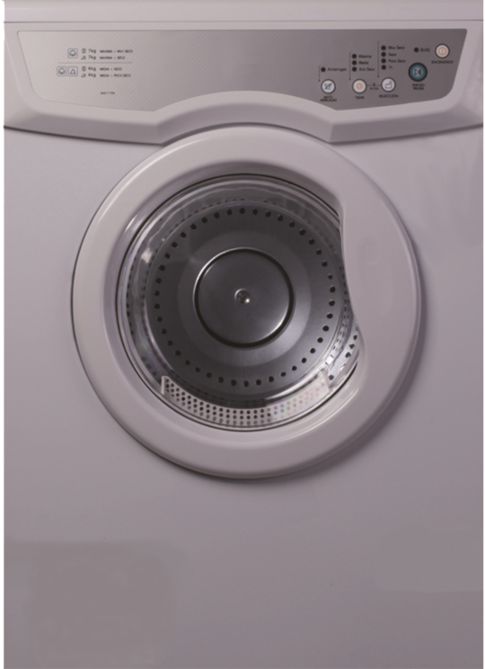 ED-D6KG Trieste 6kg Vented Dryer