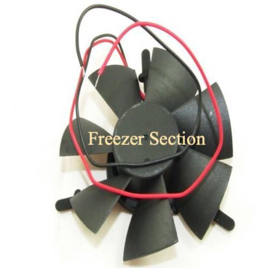 Fisher paykel Freezer fan RF522, RF610, E522, E521, E402, E406, E411, E413, E415H, E440T, E442B E331, E361T, E372B, E381
