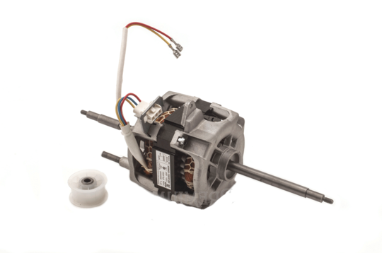 fisher paykel Dryer Tension wheel Motor and wheel shaft 93224 a DE8060p2,