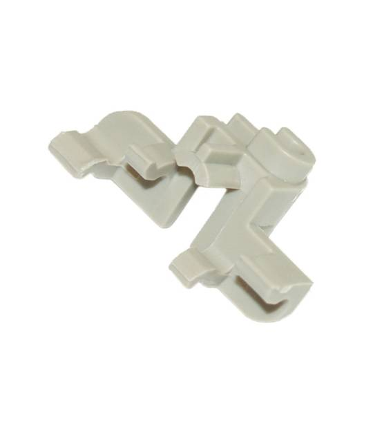 Haier Elba Fisher paykel  Dishwasher Lower Basket clip right and left DW60CCW1, DW60CCX1, DW60CEX1, DW60CEW1, HDW14G2X, HDW14G2W