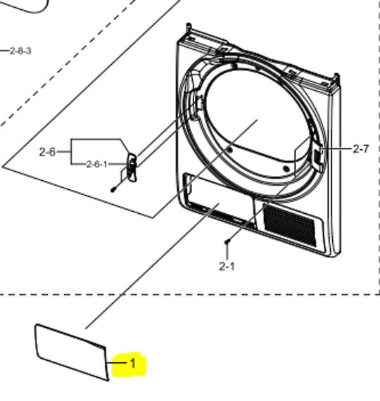 Samsung freezer FAN MOTOR ASSY SRL349MW, RB29FSRNDSSSA, RB29FSRNDWWSA,