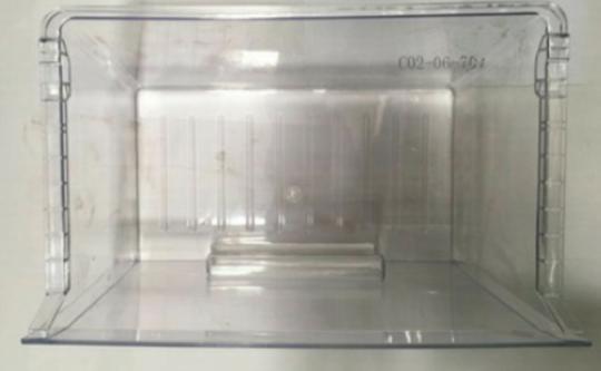 samsung fridge door Veggi Bin low RS62K62B7SL/SA, SRS655NLS,