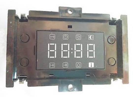Beko Euromaid oven clock timer BDVC674MS,