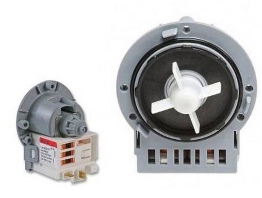 WHIRLPOOL washing machine and Dishwasher GENERIC Drain pump PLASET universal Askoll,